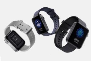 شاومي تطلق ساعة Mi Watch الذكية بتصميم يشبه ساعة آبل Xiaomi Watch Trends Smart Watch