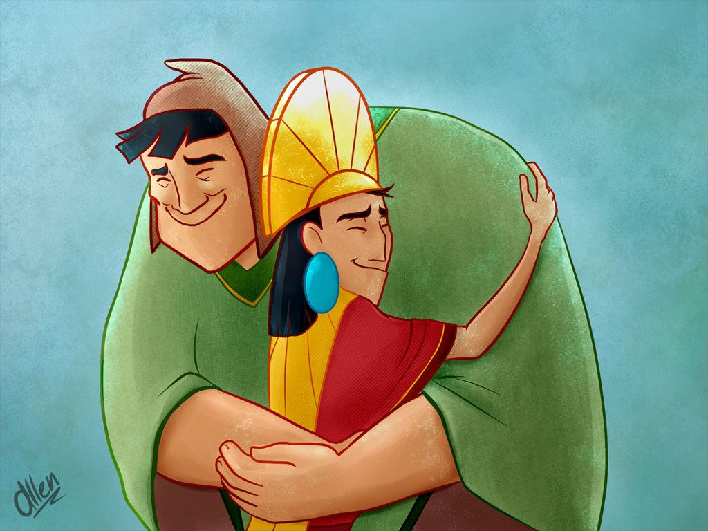 The Emperor's New Groove, ......A Friend