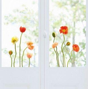 Home Decor Window Decals