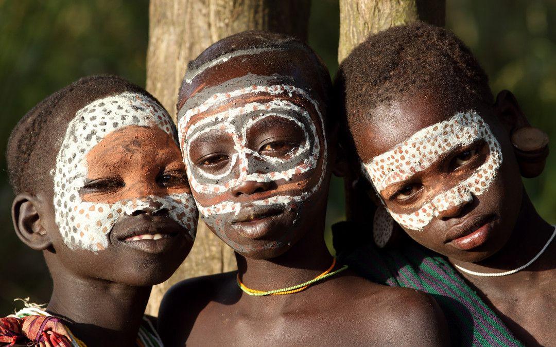 African Tribal Beauty Stowaway Magazine Ethiopian Tribes