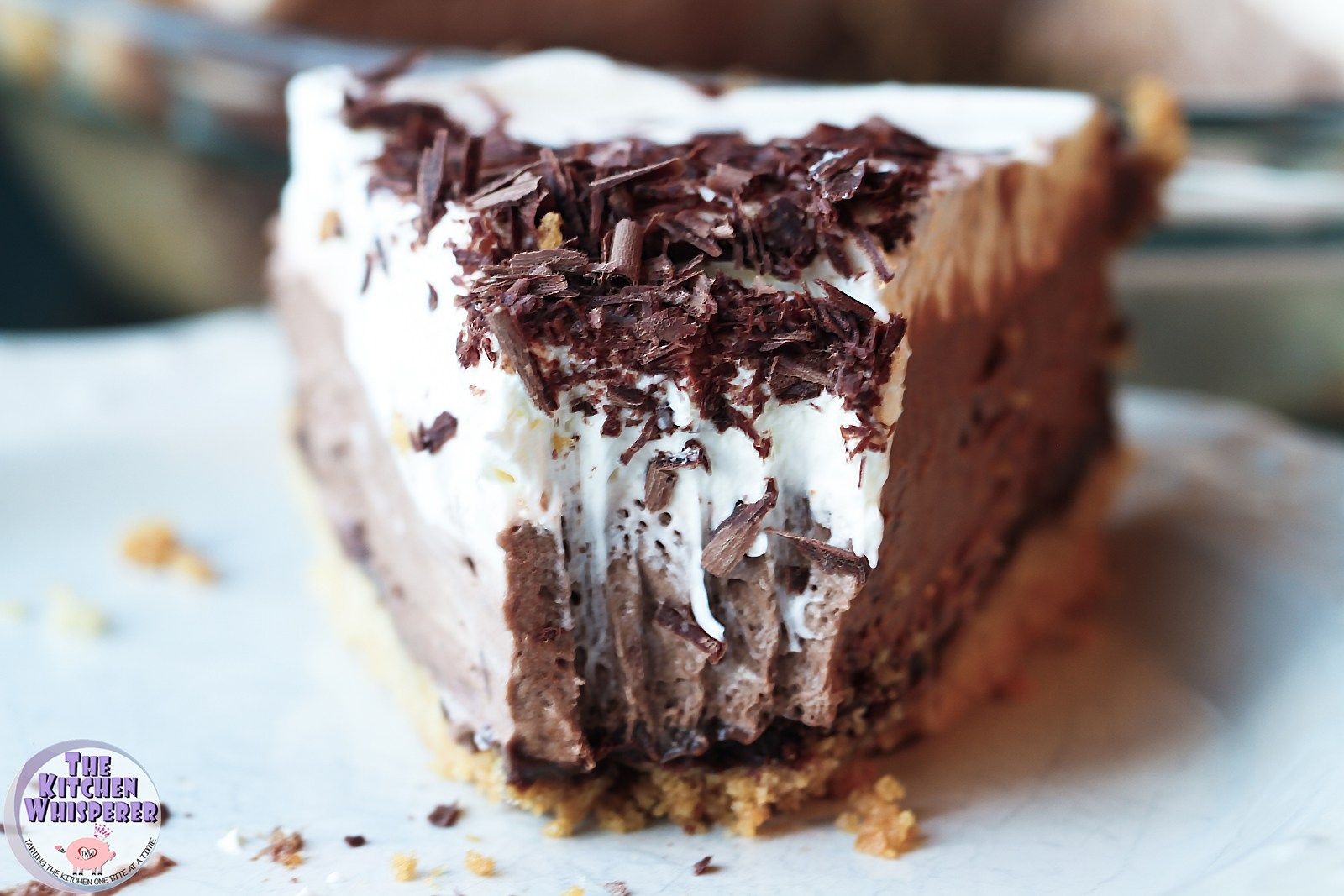 Chocolate Cream Dream Pie