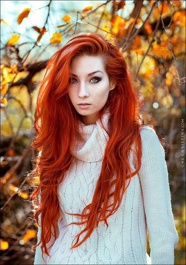 Red Hair Haarfarben Haarfarbe Rot Und Bunte Haare