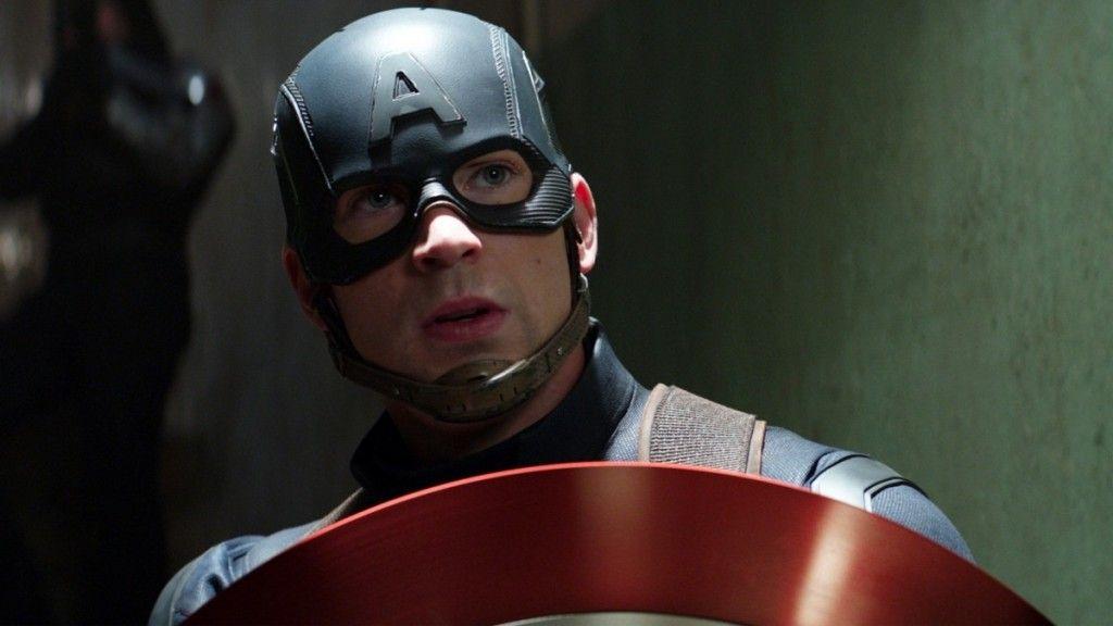 Captain America: Civil War - Chris Evans como Captain America