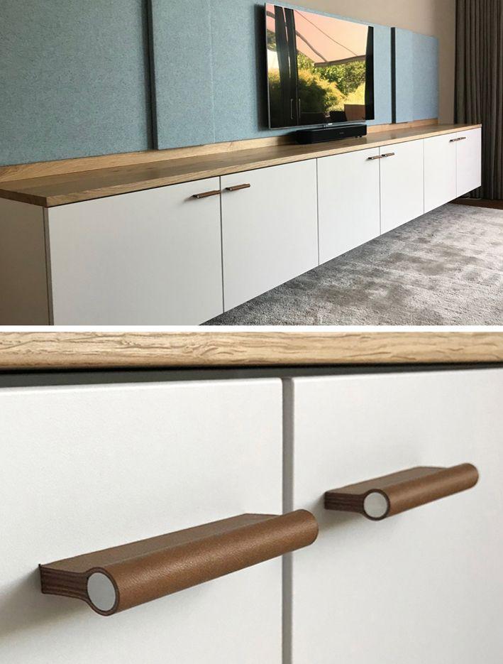 Ledergriffe von minimaro machen Ihre Möbel zu einer Besonderheit ...