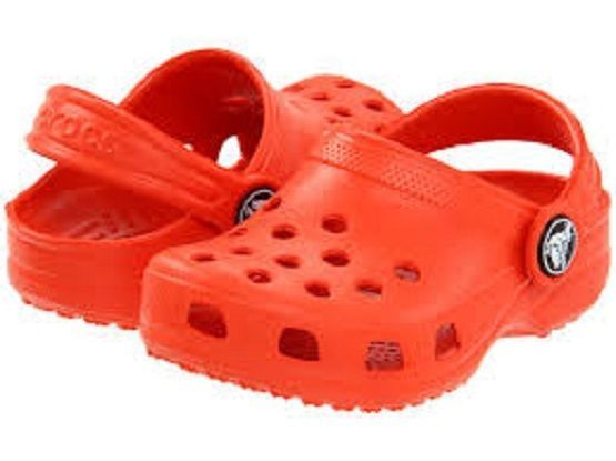 Kids Classic CROCS Shoes Size C4/C5