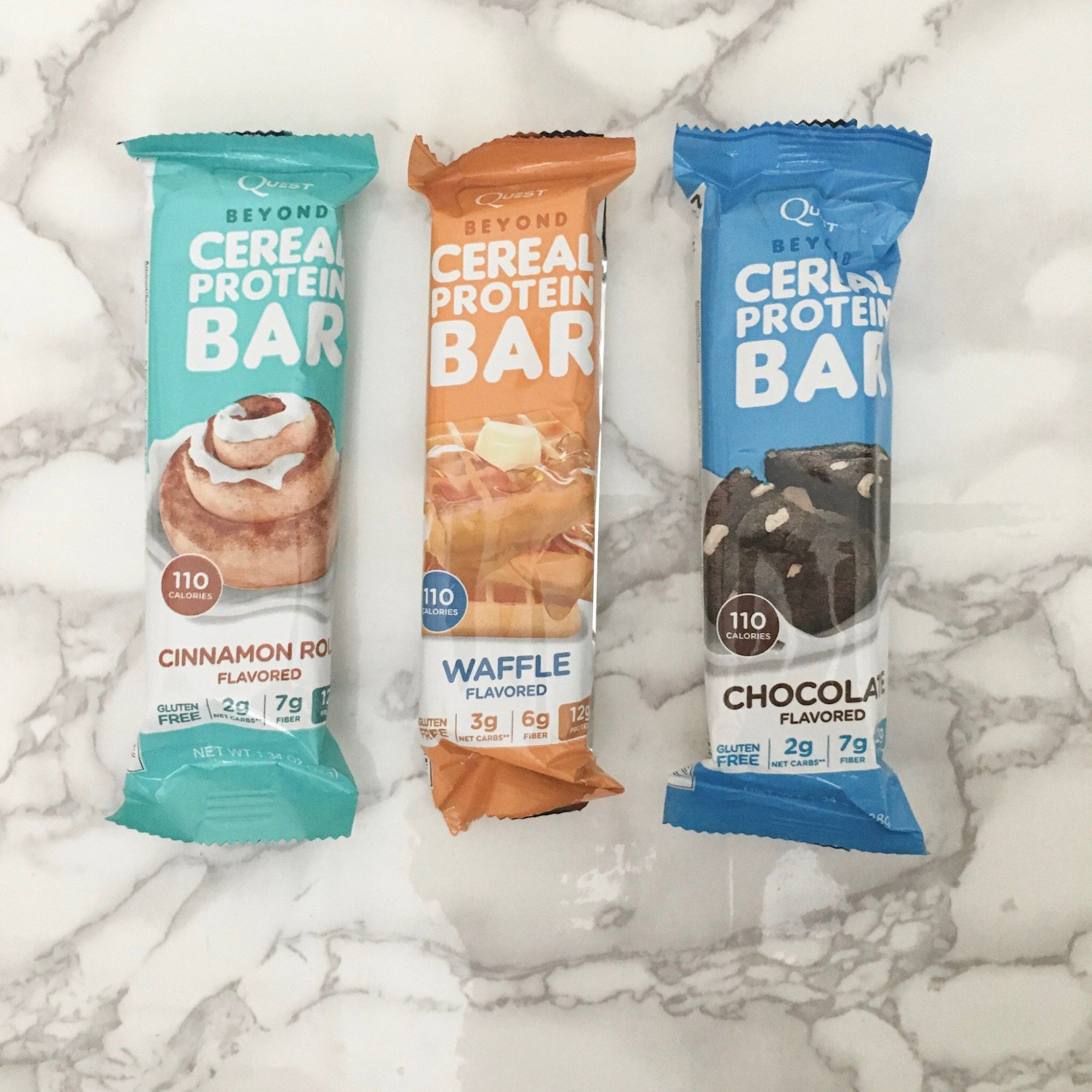 My Top 5 Protein Bar Picks