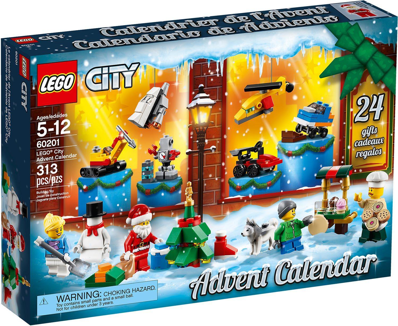 Lego City Advent Calendar 2018 Lego City Advent Calendar Lego Advent Calendar Lego Advent
