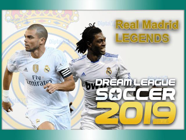 Profile Dat Dream League Soccer Dls For Real Madrid Legends 2019 2020 Mobile Free Download On Apkmod1 Com In 2020 Real Madrid Players Real Madrid Real Madrid Team