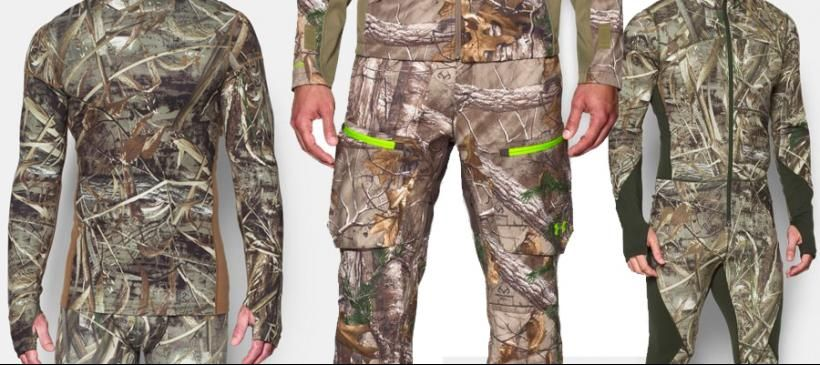 Latest Fabric Technologies Enhance Hunting Apparel - http://business.realtree.com/business-blog/latest-fabric-technologies-enhance-hunting-apparel