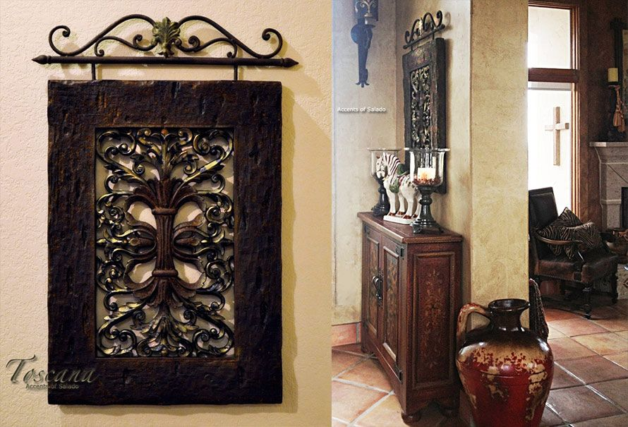 Wall Decor for a Variety of Mediterranean Style Interiors... our ...
