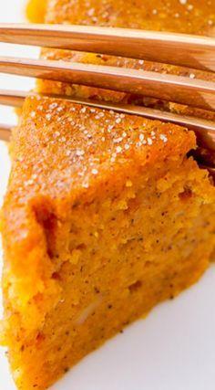 Impossible Pumpkin Pie Recipe