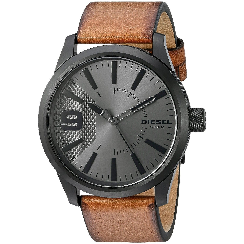 Diesel Men's DZ1764 'Rasp' Brown Watch