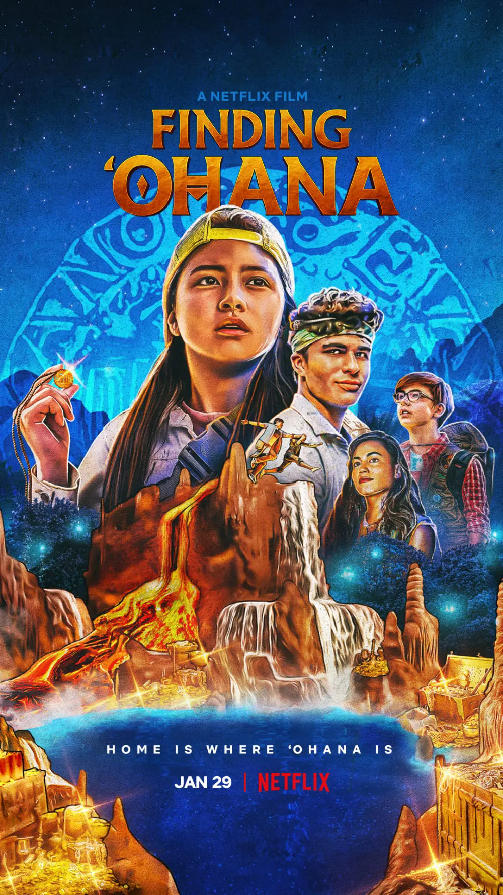 🎬 Finding 'Ohana [TRAILER] Coming to Netflix January 20, 20 in ...