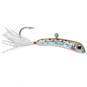 Vmc minnow jig rainbow trout mills fleet farm for Fleet farm ice fishing