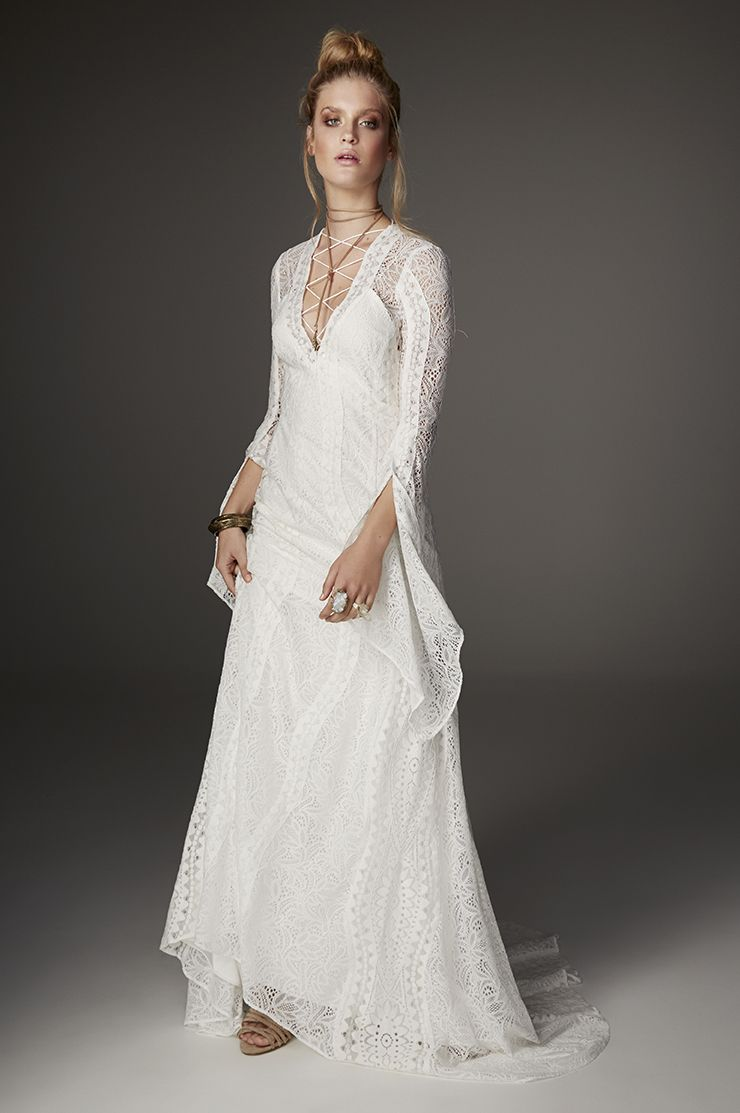 Woodrose by Rue De Seine coming soon to The Bridal Atelier
