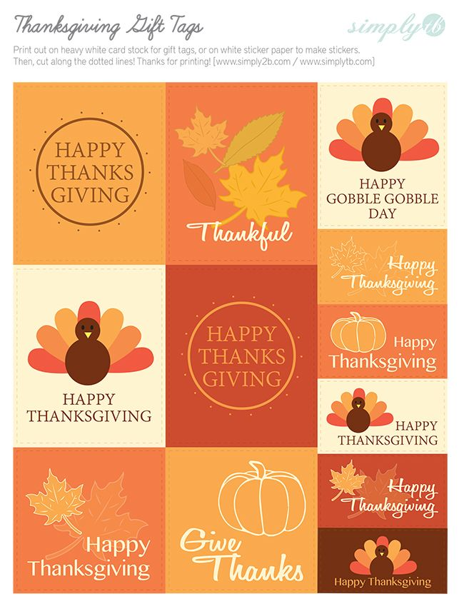 graphic relating to Free Printable Thanksgiving Tags named Free of charge Printable Thanksgiving Reward Tags packaging/tags
