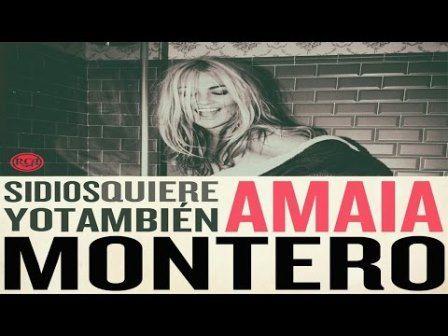 Amaia Montero Lanza Su Nuevo Disco Si Dios Quiere Yo También Music Songs Sony Music Entertainment