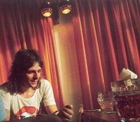 Richard Wright, of Pink Floyd
