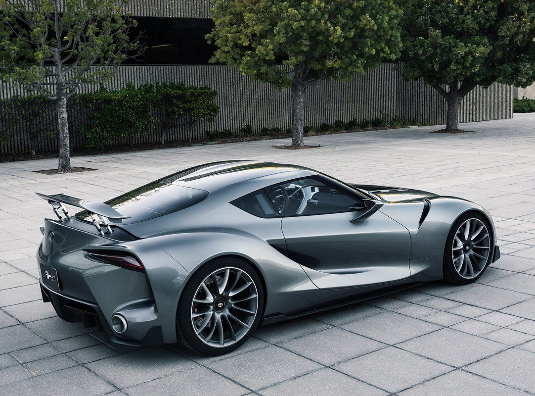 Top Luxury Sports Car For 2019 You Must See 2019 Toyota Ft 1 Concept Car New Sports Cars Sports Cars Luxury New Toyota Supra