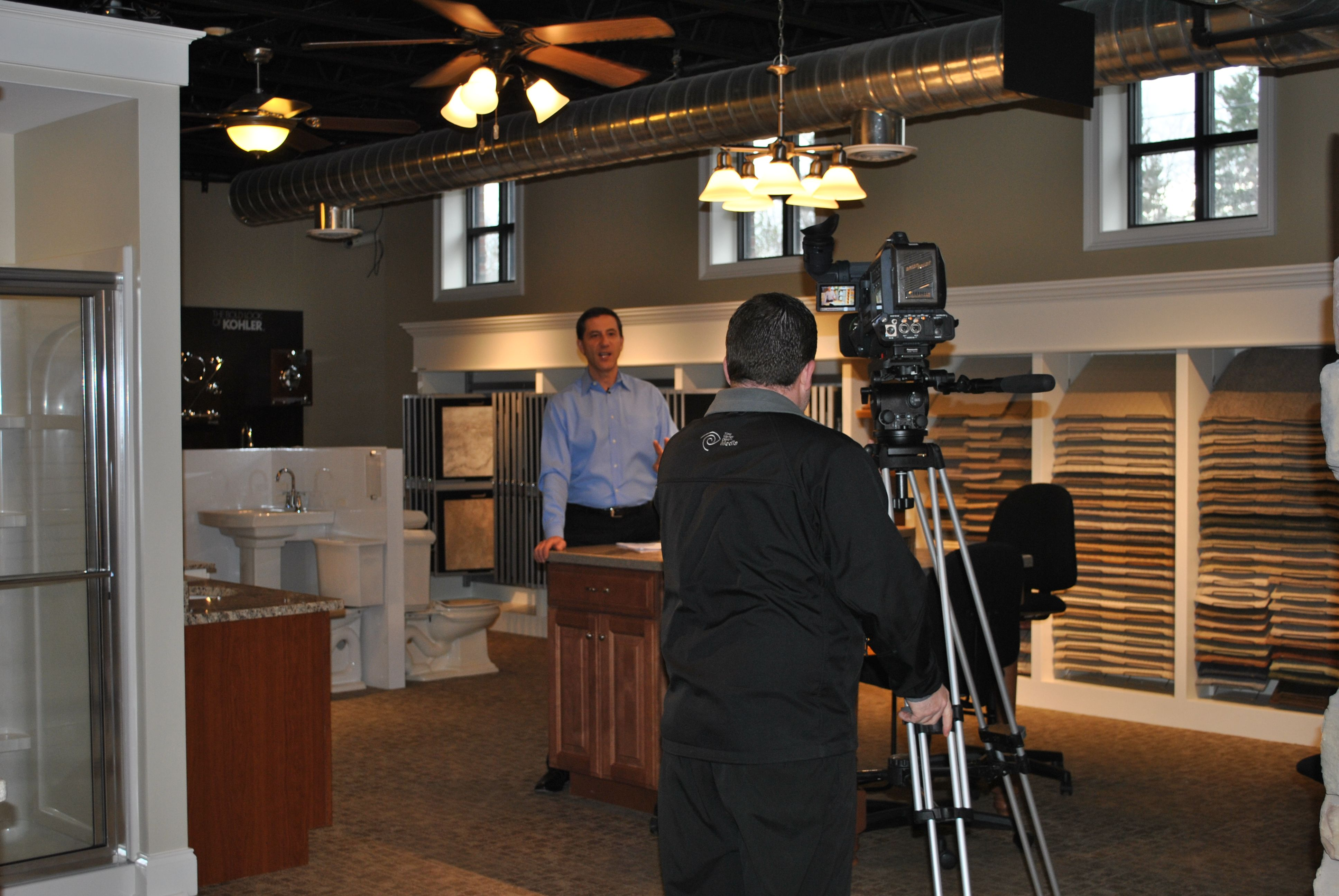 President of rosewood home builders rich rosetti shoots for Rosewood home builders