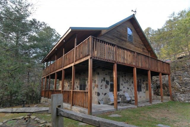 Heavenly Hideaway Fireside Chalets Pigeon Forge House Styles Cabin Rentals House