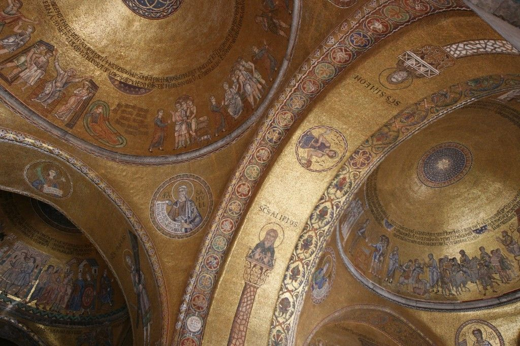 great post on beautiful ceilings