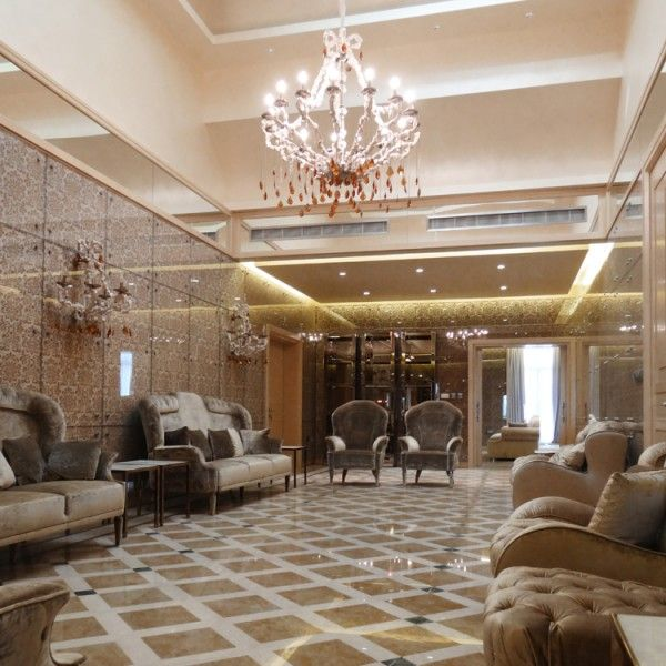 Conference Hall Doha Qatar | Visionnaire Home Philosophy