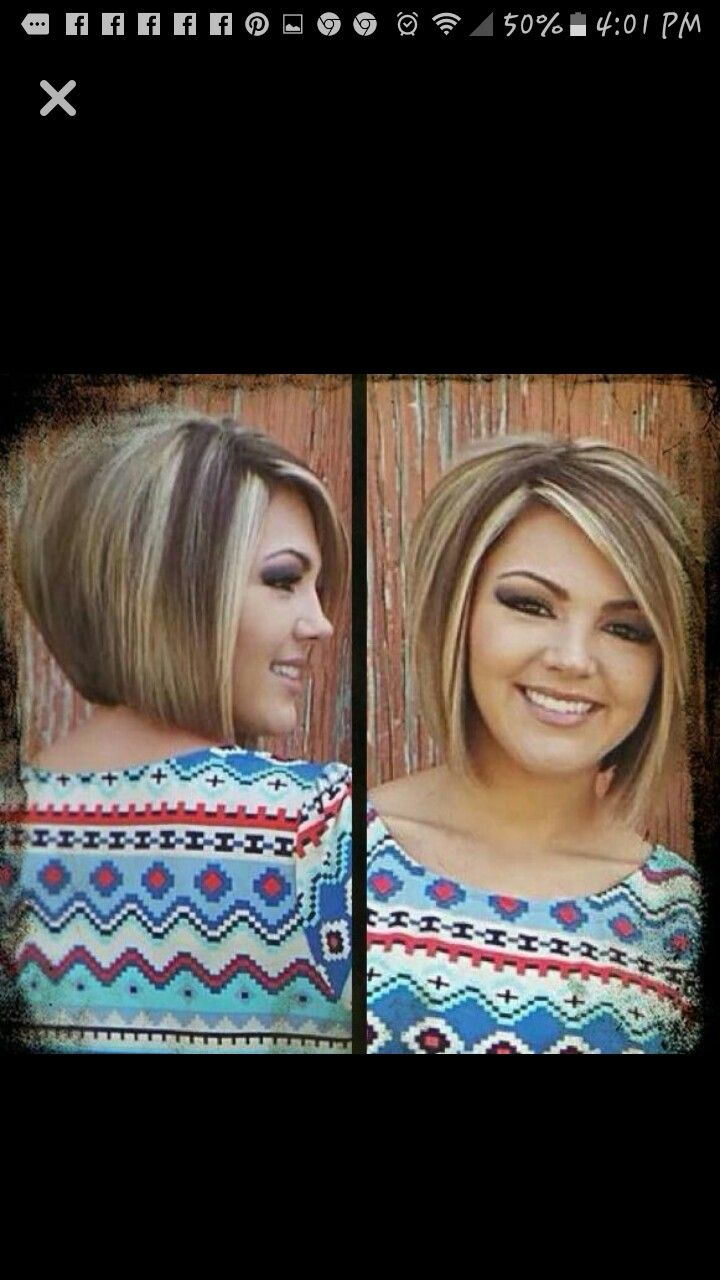 Choppy, Angled and Layered Bob Hairstyles, Which one is ... |Medium Angled Bob With Side Bangs