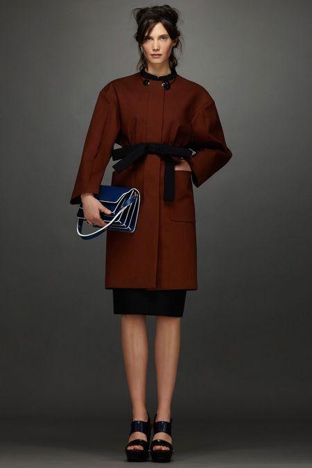 Marni Resort 2014 - Navy Handbag  Shop newly launched designer accessories on www.VeryFirstTo.com