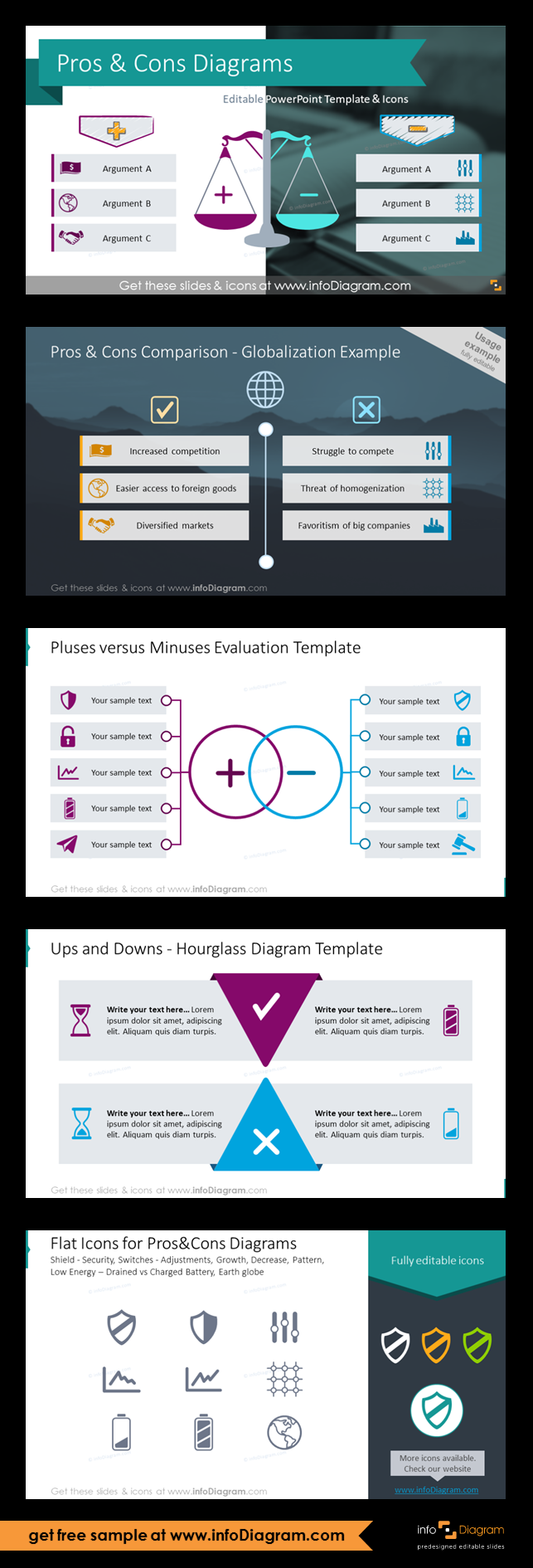 The Comparison Slide Examples That Can Help You To Present An Evaluat Powerpoint Presentation Design Presentation Design Template Presentation Slides Templates