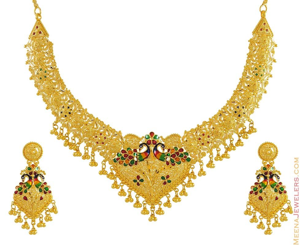 Bridal Gold Jewellery Collections -- Read more at the image link ...
