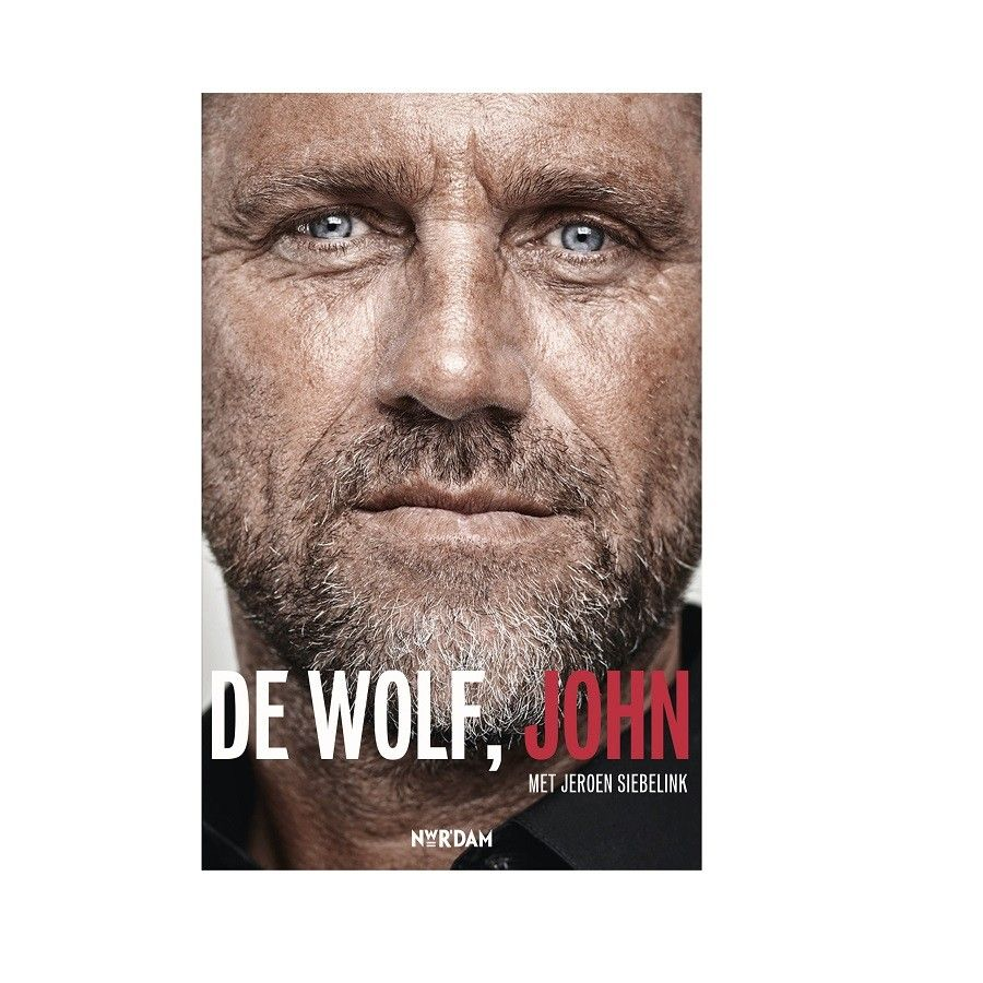 Biografie John de Wolf www.bibliotheeklangedijk.nl