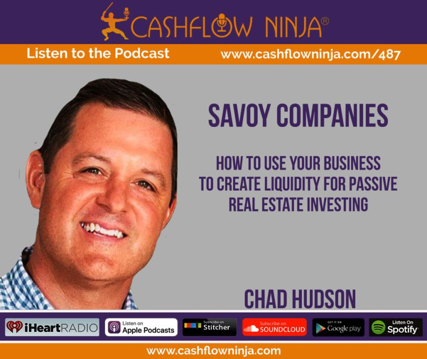 487 chad hudson how to use your business to create