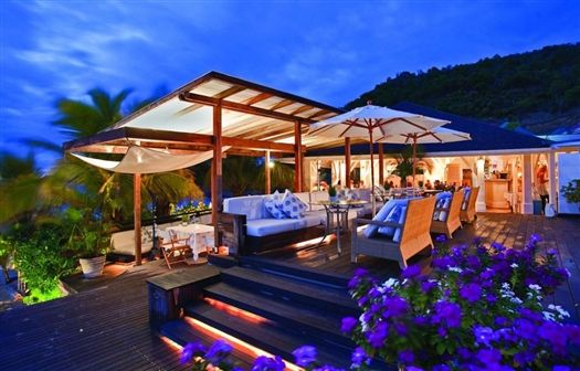 Cheval Blanc St Barth Isle De France Has A Breathtaking Views Of Northern