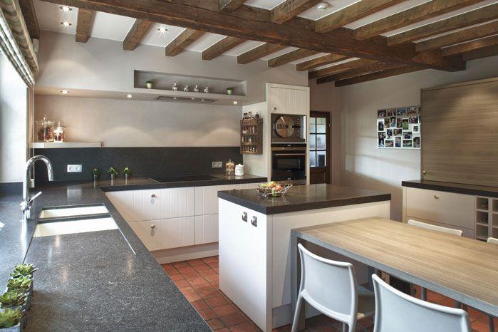 Een nieuwe keuken lees alles over de keukentrends van op