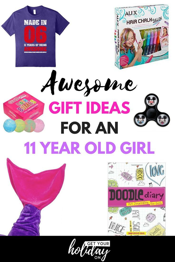 Awesome gift ideas for an 11 year old girl birthday