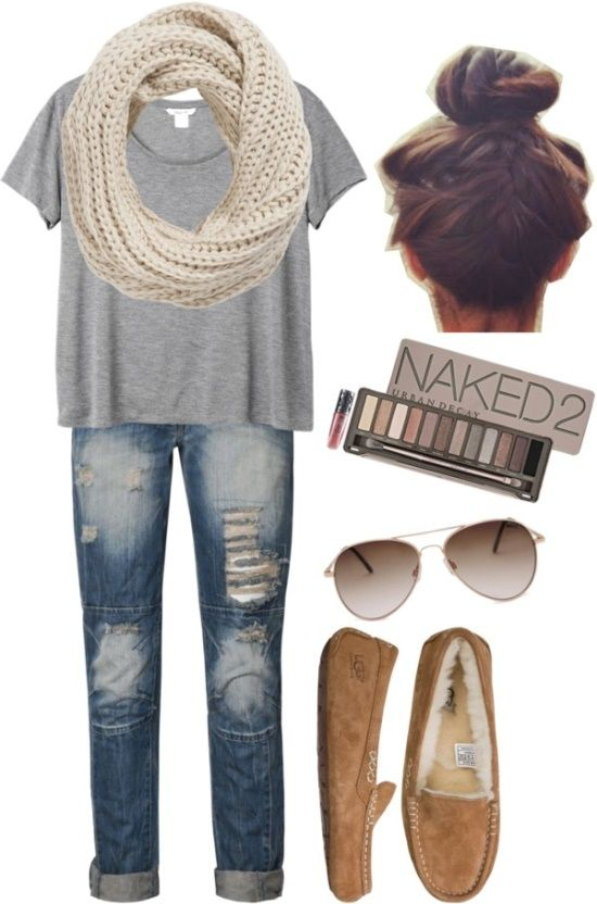 Fall outfit. May have already pinned this, but oh well, just in case....