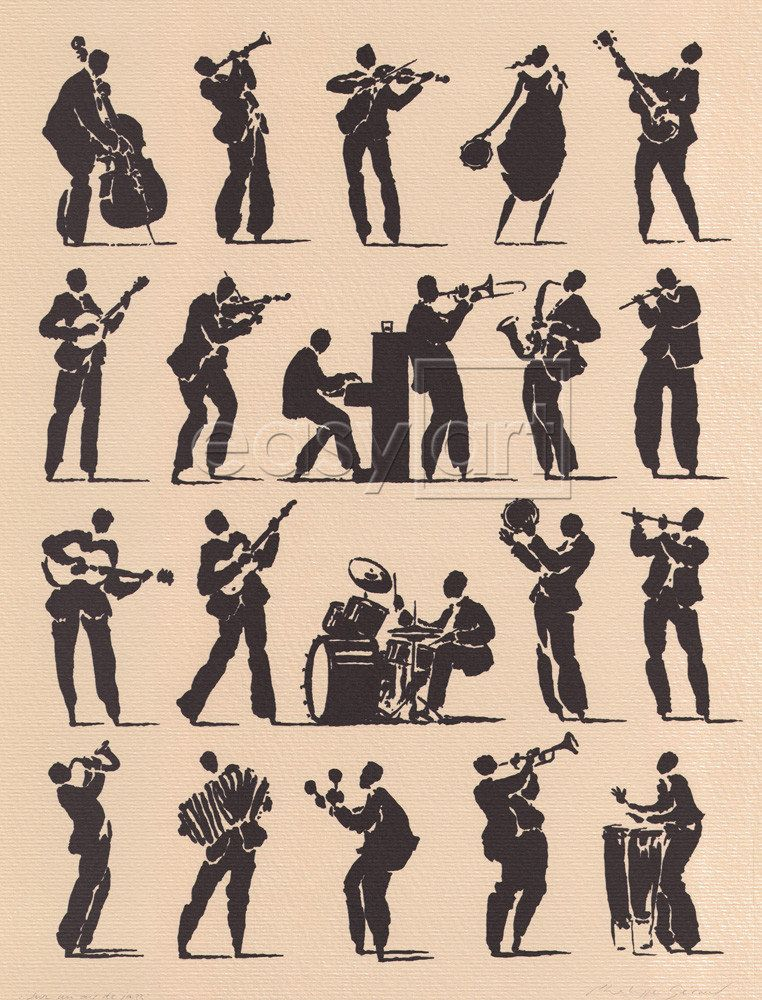 Stages of Jazz