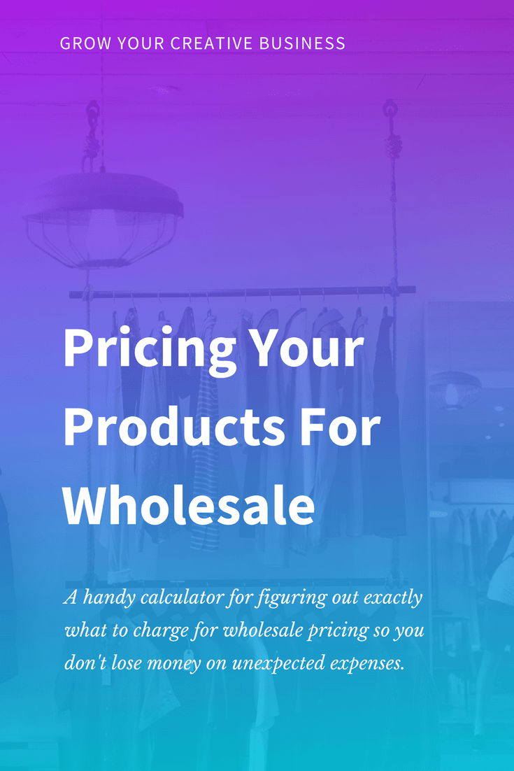 FREE Interactive Pricing Calculator for Handmade Goods