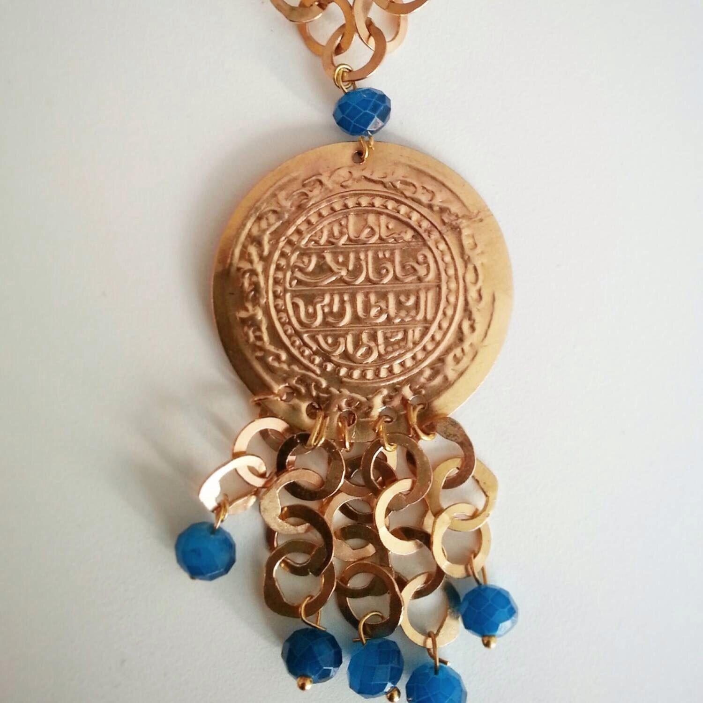 collier femme tunisie