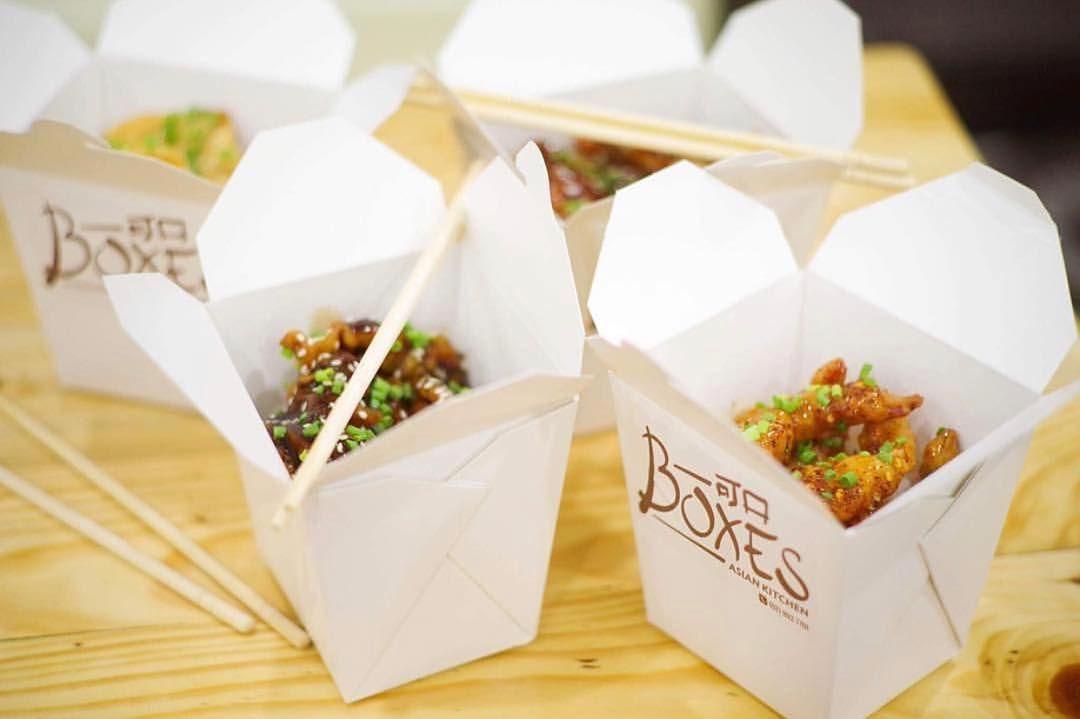 New Restaurant Alert Boxes Asian Kitchen Makati Enjoy Affordable