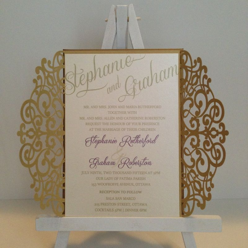 Wedding Invitations Ottawa Ontario | Newsinvitation.co