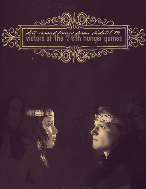 peeta and katniss | Peeta&Katniss - Peeta Mellark and Katniss Everdeen Fan Art (30755333 ...