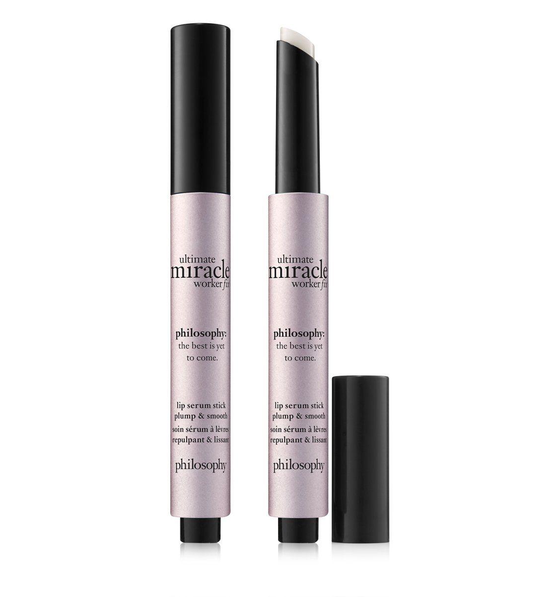 Ultimate Miracle Worker Fix Lip Serum Philosophy Beauty Lips