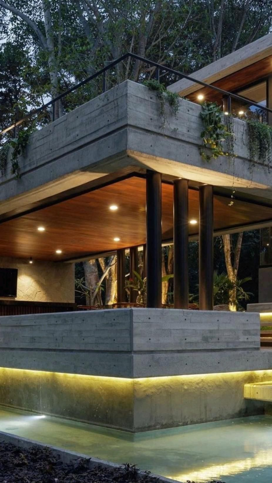 Mao House in Colima, Mexico designed by Di Frenna Arquitectos