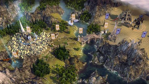 Mods are away playing civ 6: talk about age of wonders