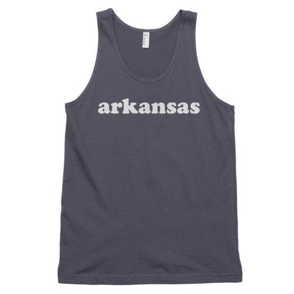 Arkansas Classic tank top (unisex)
