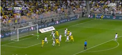 ملخص مباراة النصر والتعاون بتاريخ 4 1 2020 في كأس السوبر السعودي Match Highlights Soccer Field Sports