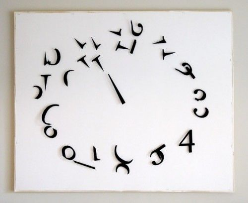 order from chaos clock