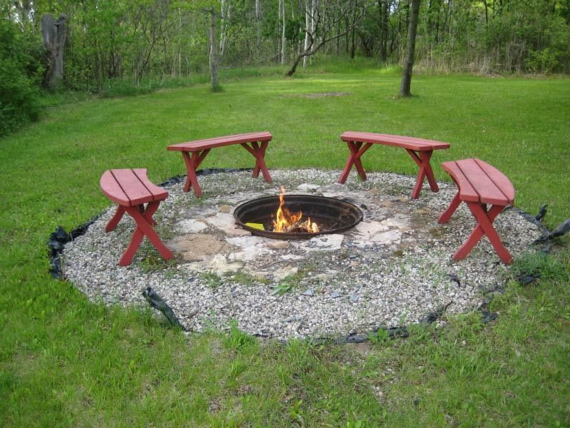 Homemade Outdoor Fire Pits